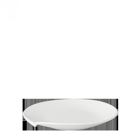 Assiette Flow 23 x 22 cm