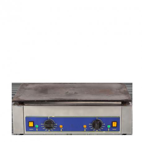 Plancha électrique 220 V 60 x 42 cm
