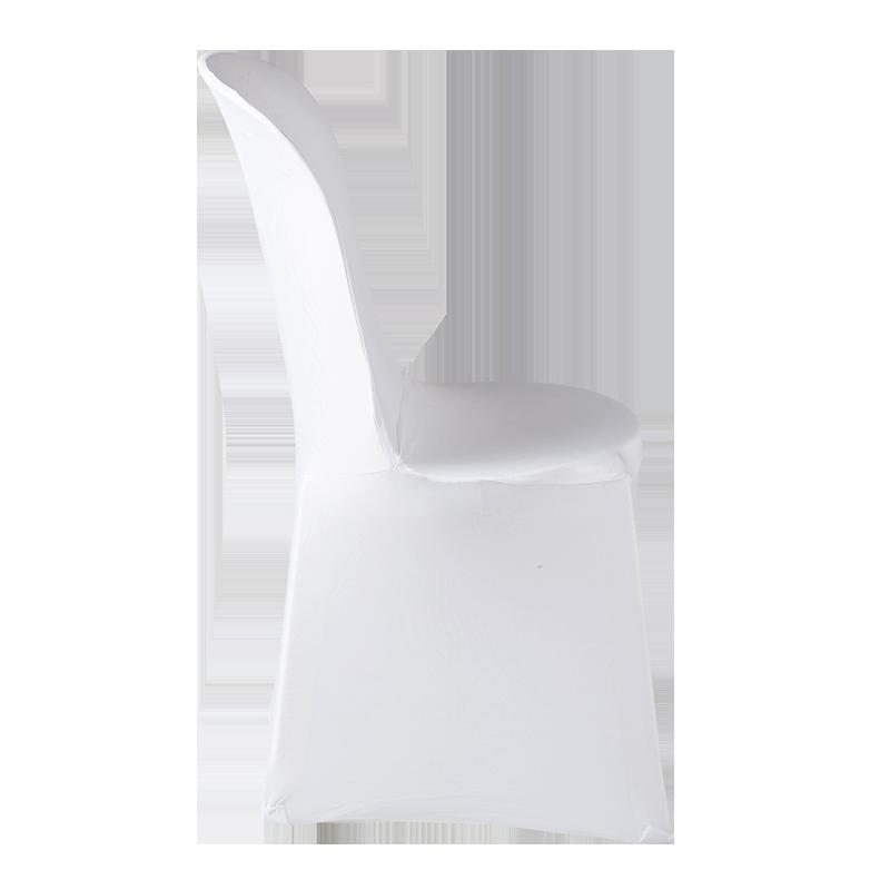 location housse de chaise blanche en lycra abc location toulouse. Black Bedroom Furniture Sets. Home Design Ideas