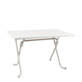 Table rectangulaire 110 x 75 cm