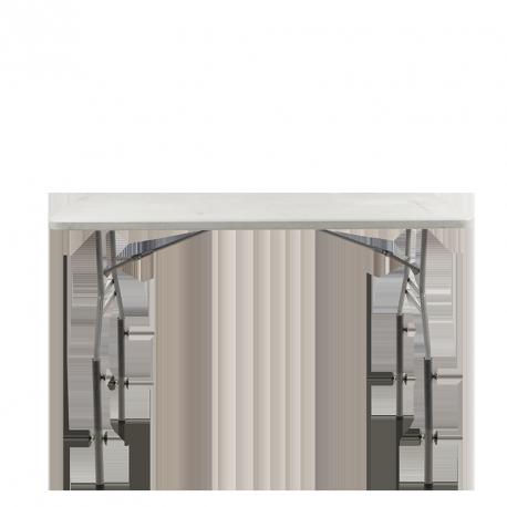 Table Buffet rehaussée 183 x 76 cm