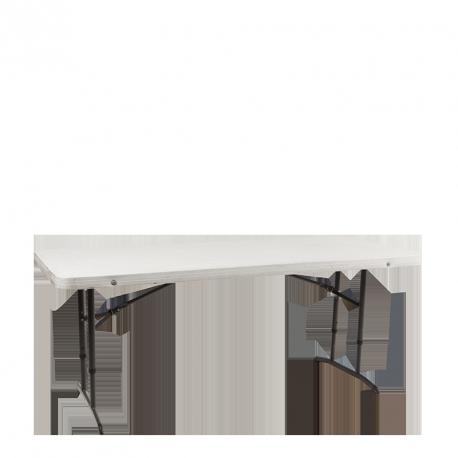 Table pliante rectangulaire 183 x 76 cm