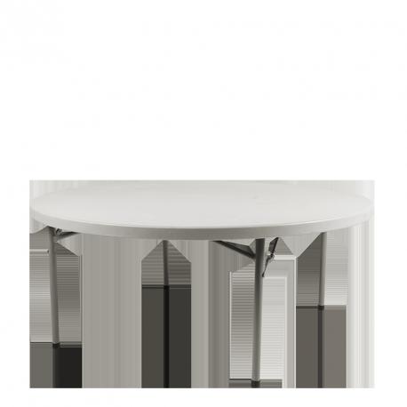 Table ronde plastique Ø 180 cm