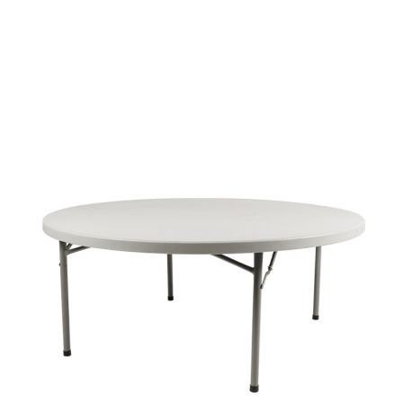 Table ronde plastique Ø 150 cm