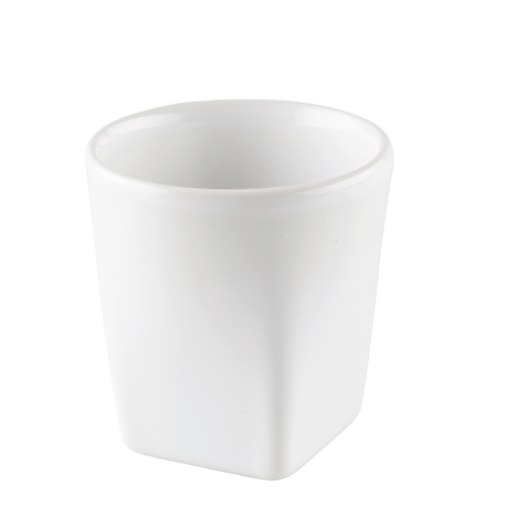 Tasse Espresso Square blanc