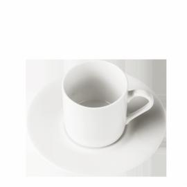 Tasse et sous-tasse à café Harmony 11 cl