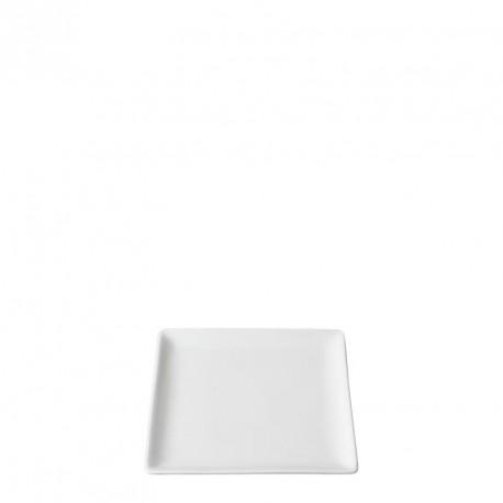 Assiette à pain carrée 13 x 13 cm