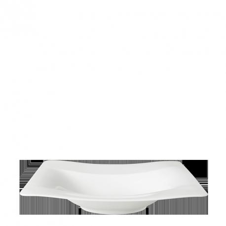 Assiette Modern Grace creuse 24 x 20 cm