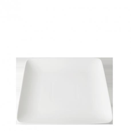 Assiette Modulo porcelaine 21 cm