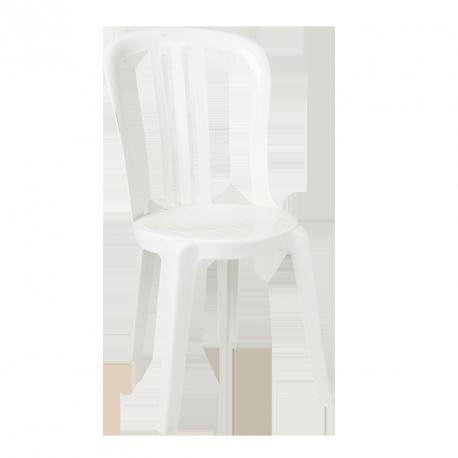 Chaise résine Miami